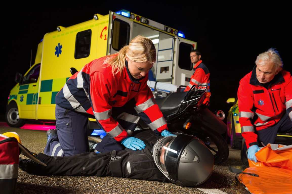 Wrongful Death Lawyers - Paramedical team confirms the time of death